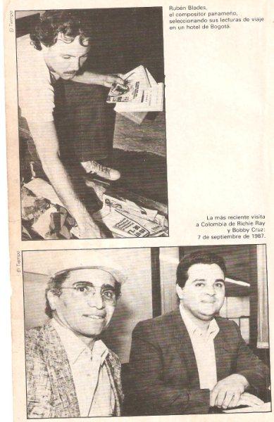 EL LIBRO LA SALSA DE JOSE ARTEAGA 1990 (3/6)