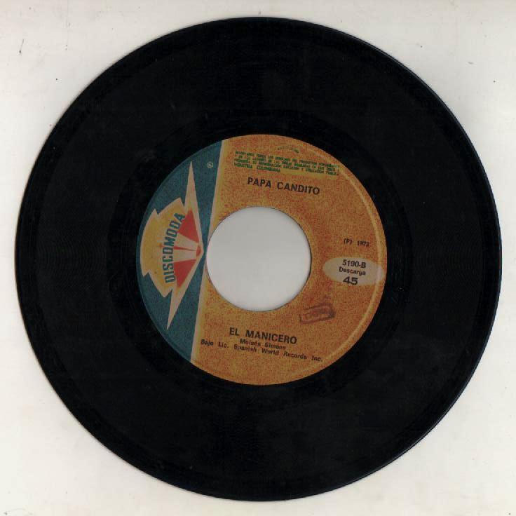 mosquero latin singles Complete your joe quijano & his conjunto cachana record collection discover joe quijano & his conjunto cachana's full discography shop new.