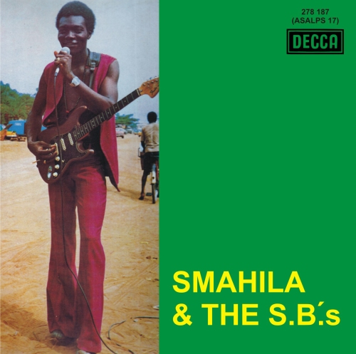 Smahila & The S.B.'s* Samhila & The SB's·/ Gyedu Blay Ambolley - Natural Points / Fa No Dem Ara