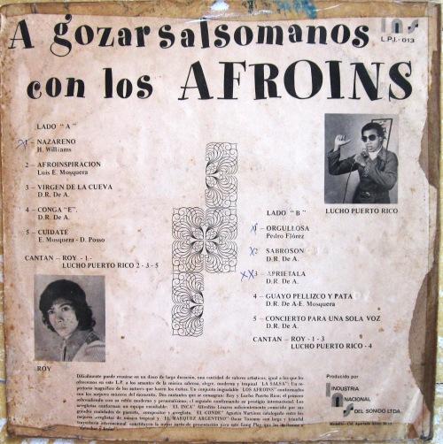 Los Afroins - Nazareno