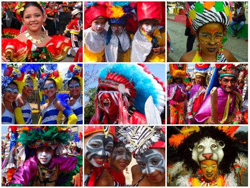 Imagenes Representativas Del Carnaval De Barranquilla Colombia