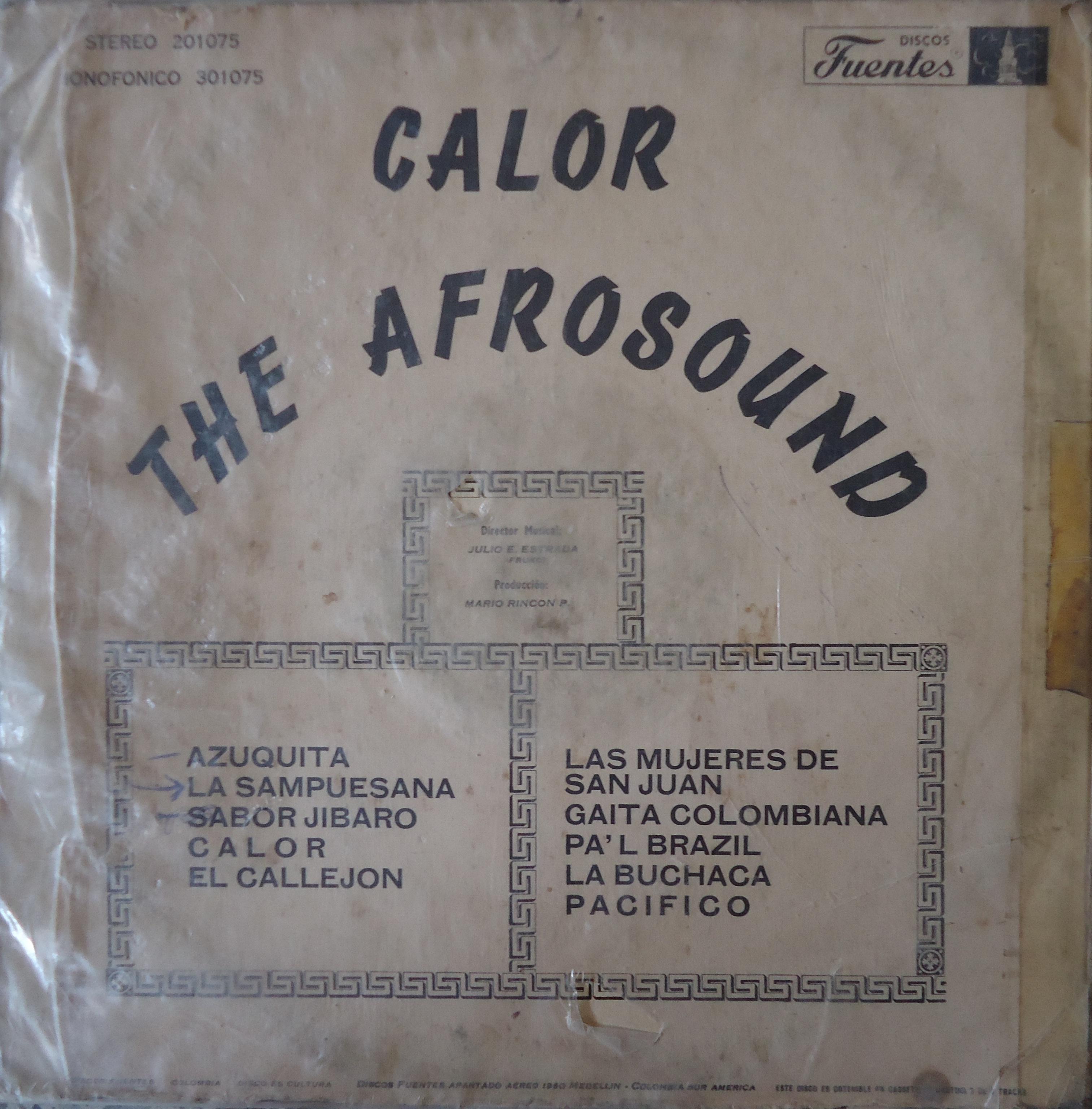 Afrosound Calor