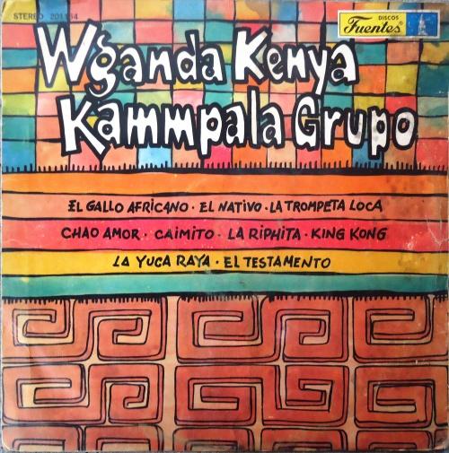 Wganda Kenya Y Kammpala Grupo Untitled