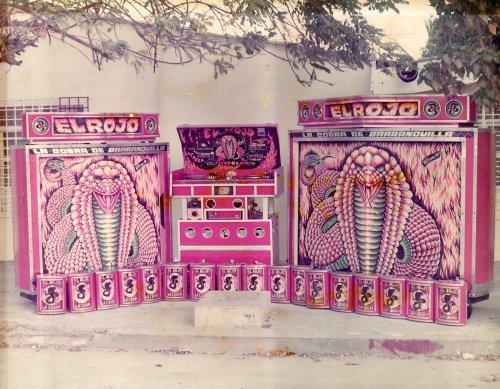 EL ROJO - La Cobra de Barranquilla