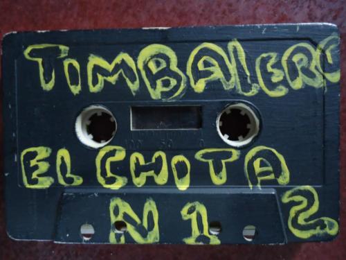 CASETE DE TIMBALERO