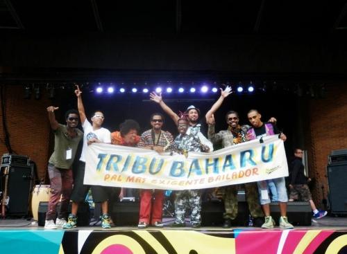 Tribu Bahar+¦ en Festival Colombia al Parque 2012 Bogota