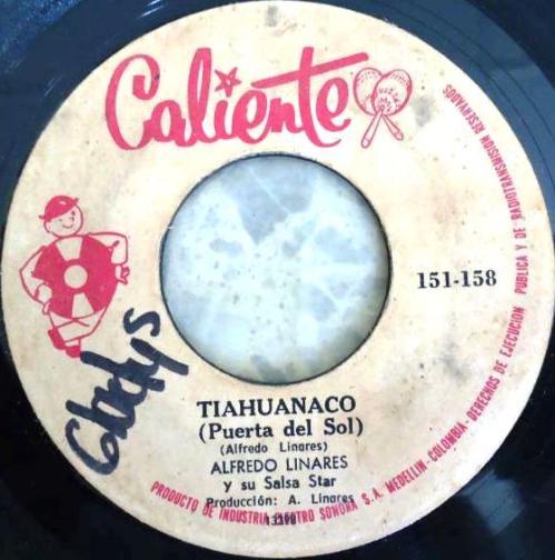 ALFREDITO LINARES - TAHIHUANACO