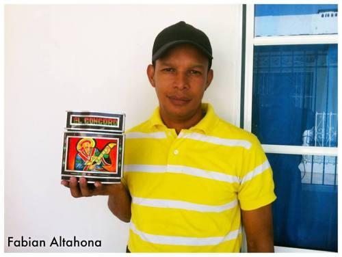 Picó - Miniatura / Cultura Picotera - Africolombia