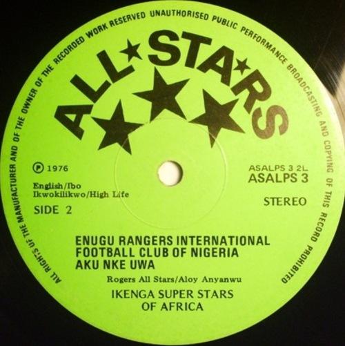 IKENGA SUPER STARS OF AFRICA - IKENGAS IN NIGERIA LADO B-